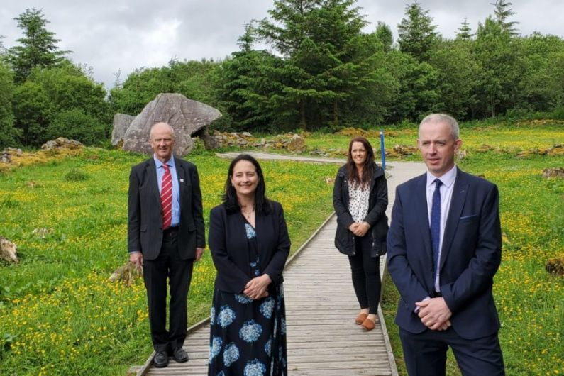 Over 300 local jobs to be created in first five years of Shannon Pot tourism centre