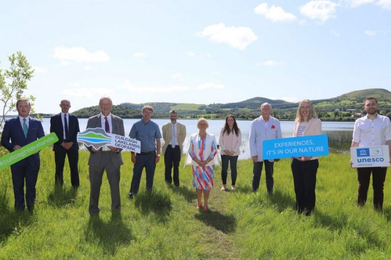 Co Cavan UNESCO Geopark undergoes re-brand in a bid to boost tourism