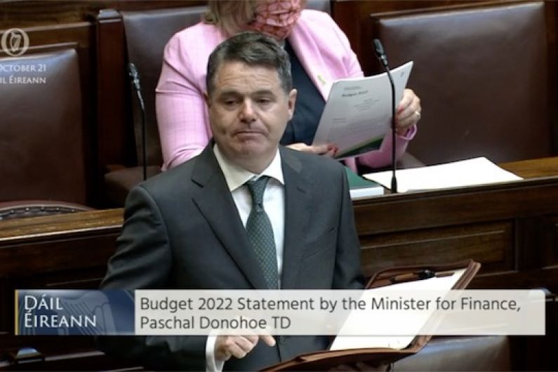 Finance Minister says it would have been too risky to increase budget spending beyond €4.7 billion