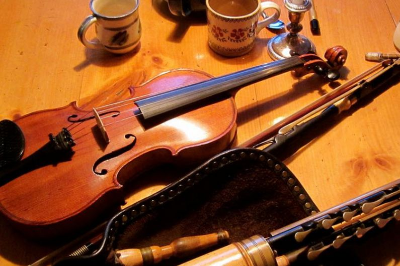 NYAH Comhaltas receives funding of €15,000 for live and digital festival