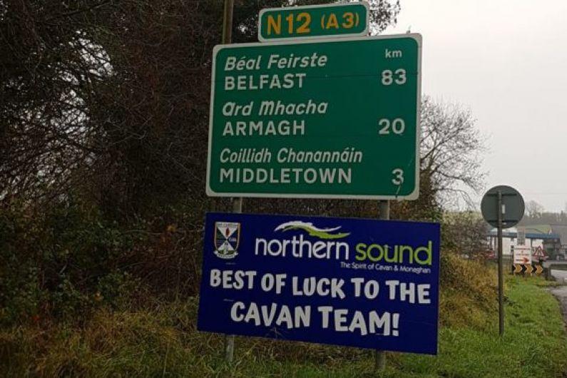 Cavan looking to cause major upset in Ulster decider