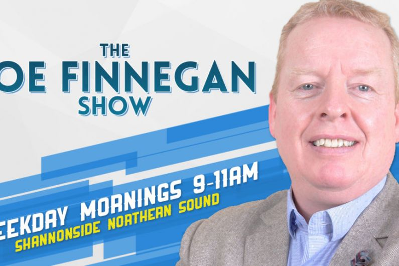 Podcast: Joe Finnegan Show 26th April 2019