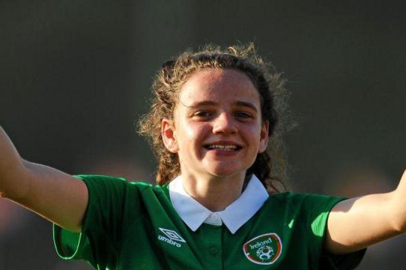 Leanne Kiernan called up to Ladies Irish squad