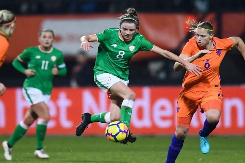 Leanne Kiernan ruled out of Ireland duty