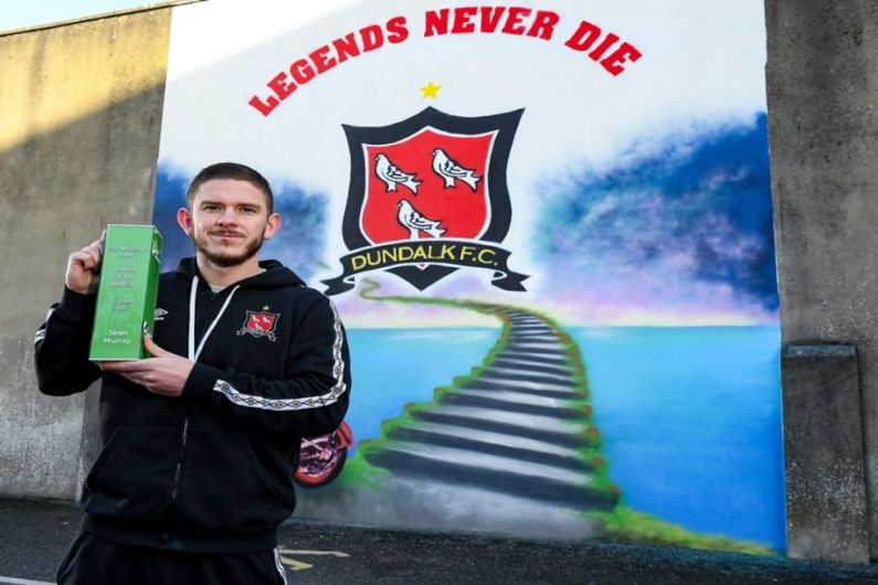 Dundalk's Murray Lands SWAI October Player Of The Month