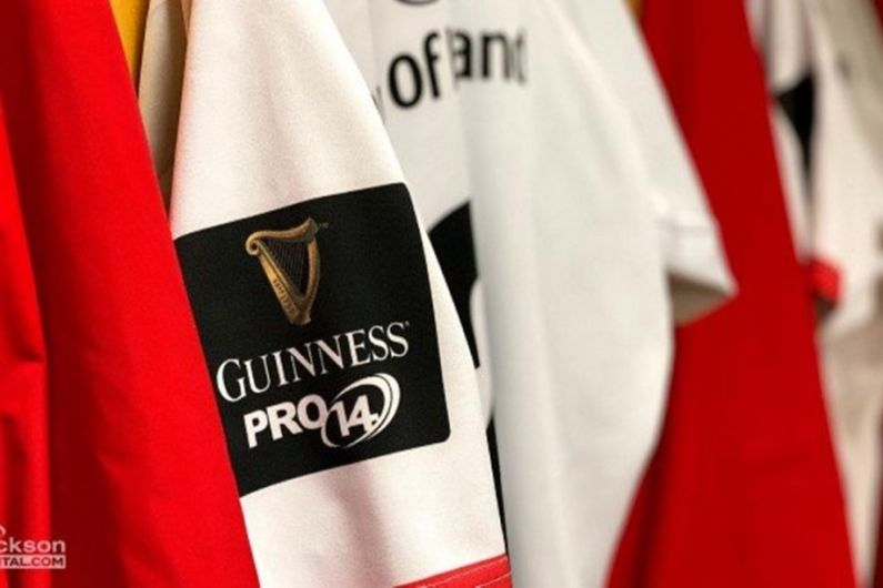 Ulster name team for Rainbow Cup