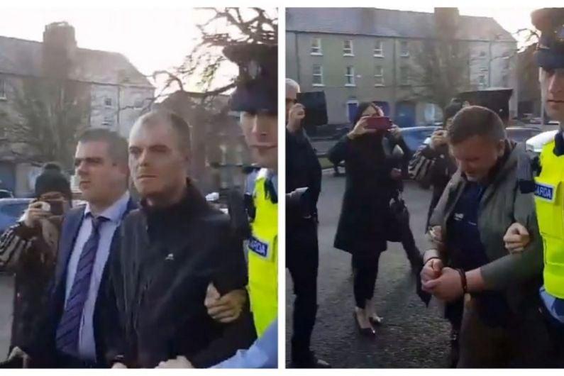 Prison for men who crashed stolen hotel minibus in Monaghan