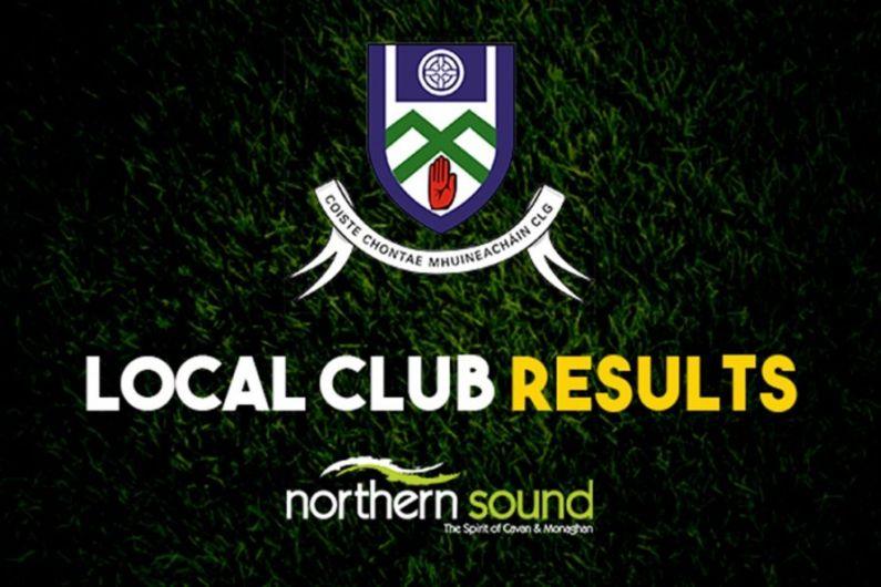 Monaghan senior football championship round-up
