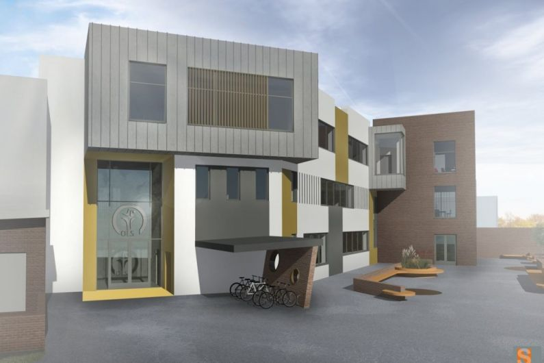'Exciting times' as Castleblayney school get planning approval for major extension