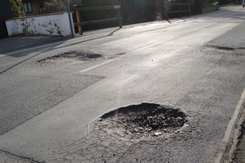 Department of Transport approves grant aid for purchase of new pothole machines for Cavan