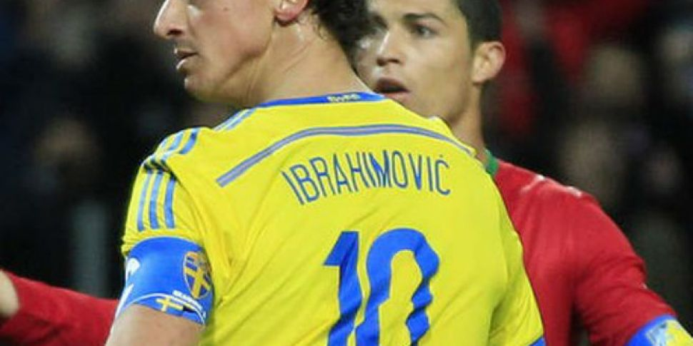 Don't mess with the Zlatan