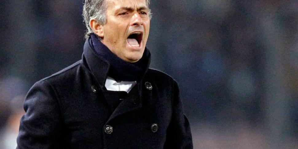 Did Mourinho make an error of...