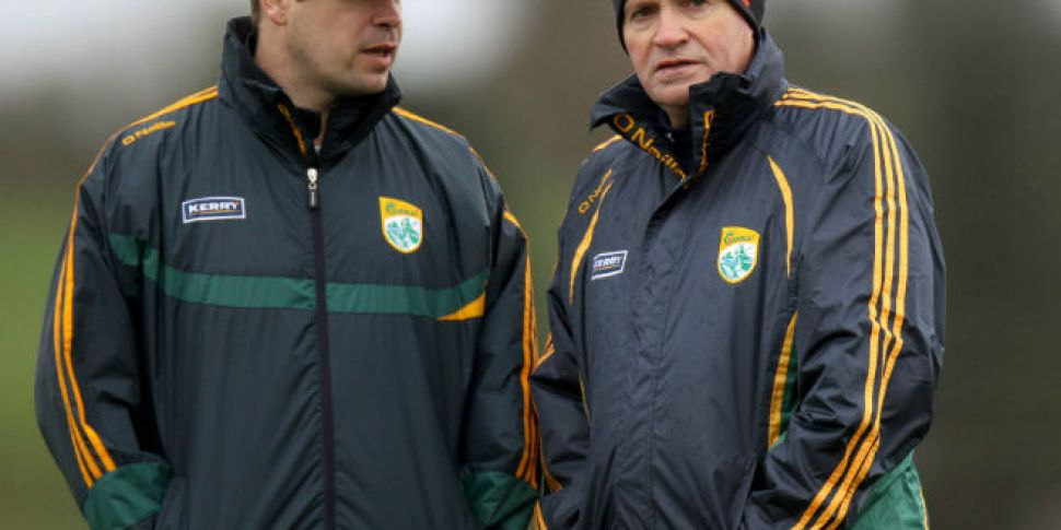 Kerry selector Mikey Sheehy on...