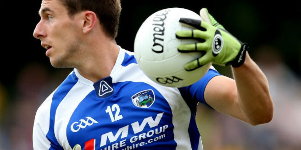 Reports Laois dropped Begley f...