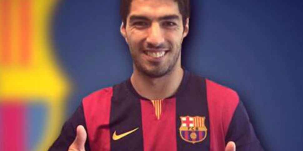 Is Luis Suarez ready for the C...