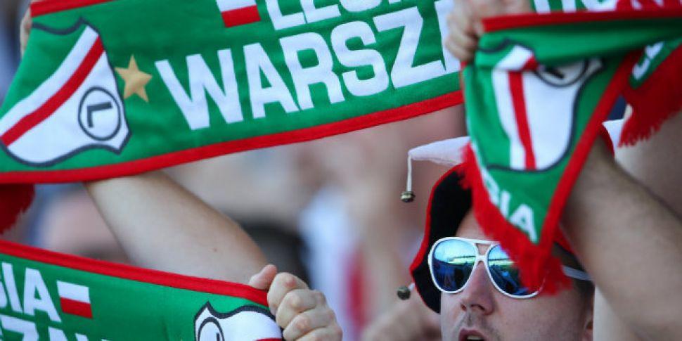 Legia Warsaw ask Celtic for pl...