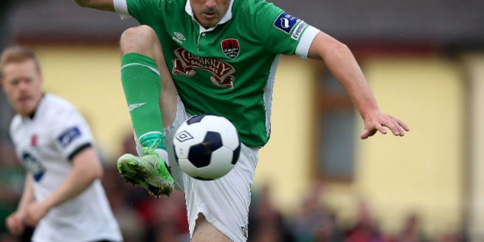 The Airtricity League title ra...
