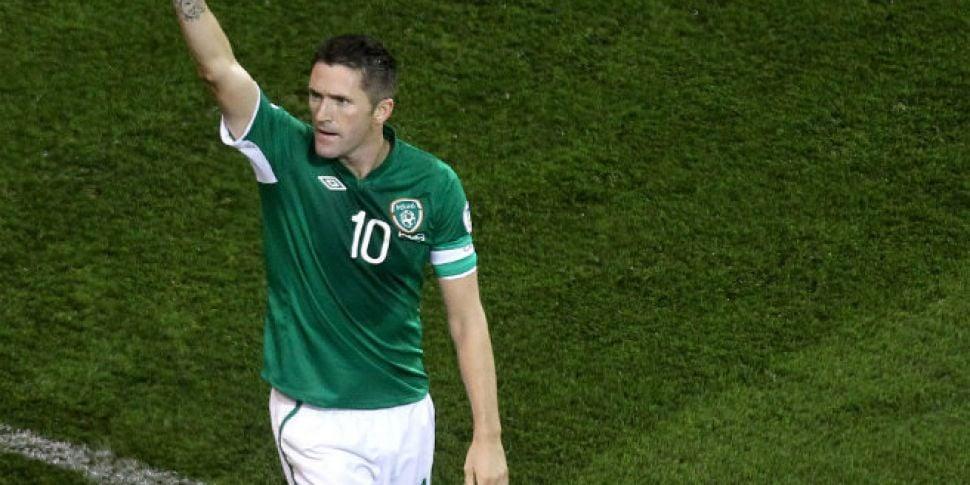 Robbie Keane is currently worl...