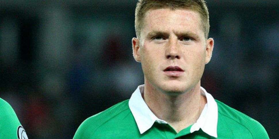 James McCarthy emerges as a do...