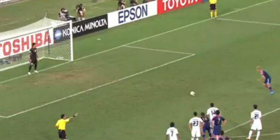 VIDEO: Japan ease through to A...
