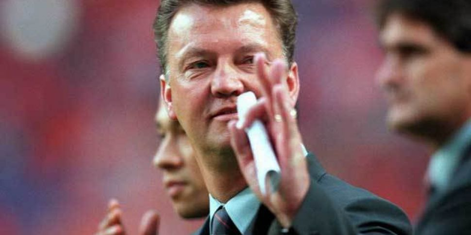 Man United boss says formation...