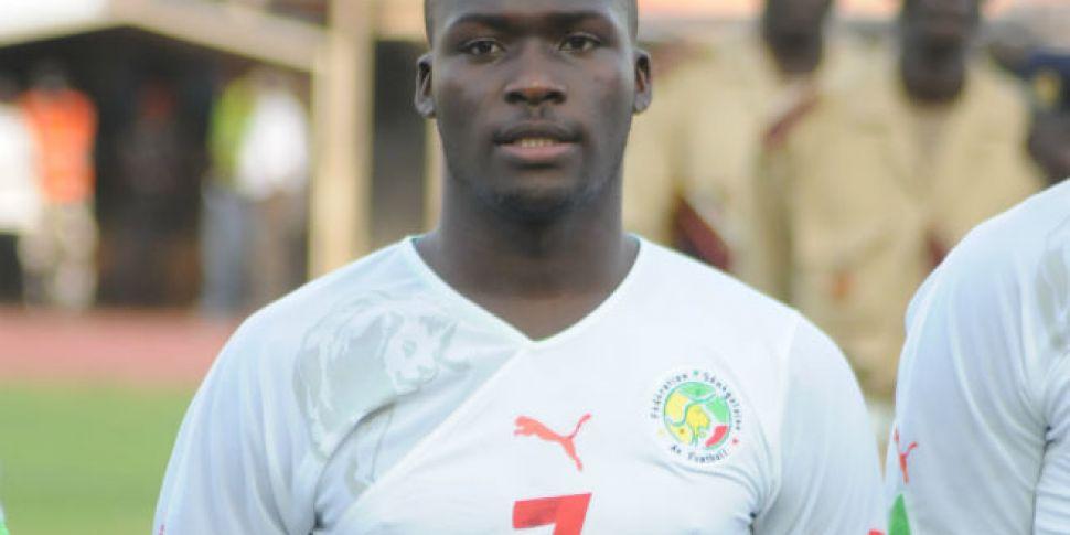 Senegal stoppage time goal stu...