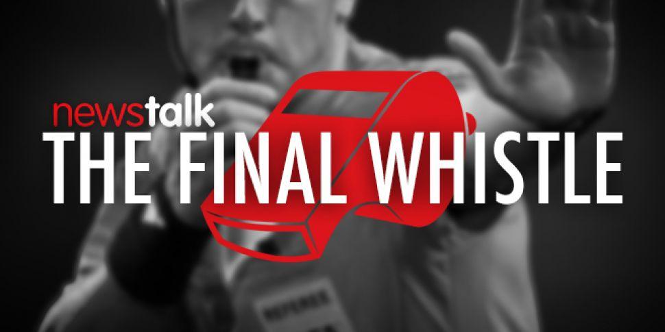 The Final Whistle: Harrington...