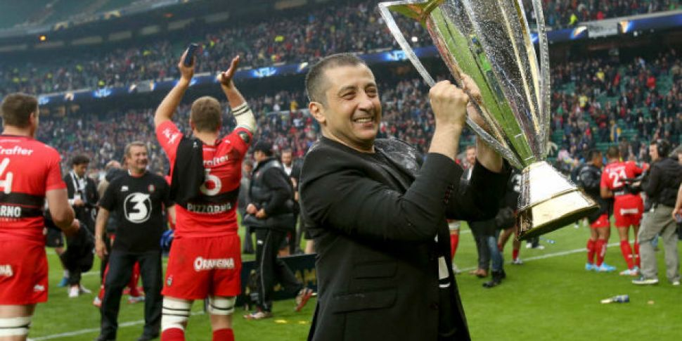 Toulon chief wants to leave Fr...