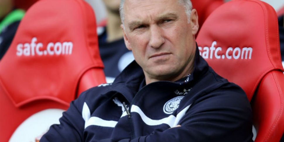 Nigel Pearson the front runner...