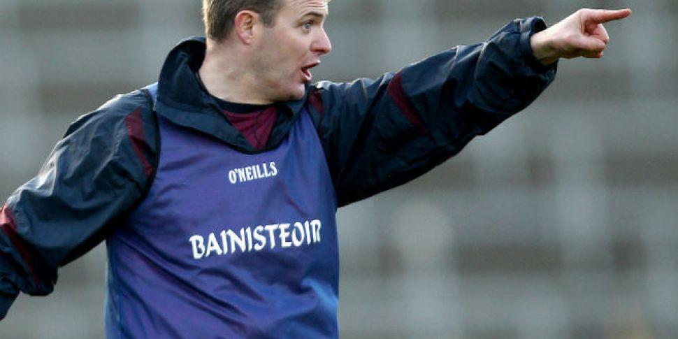 Micheál Donoghue in the runnin...