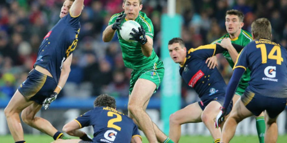 Does the International Rules s...