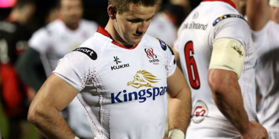 Ulster face tough task to prog...