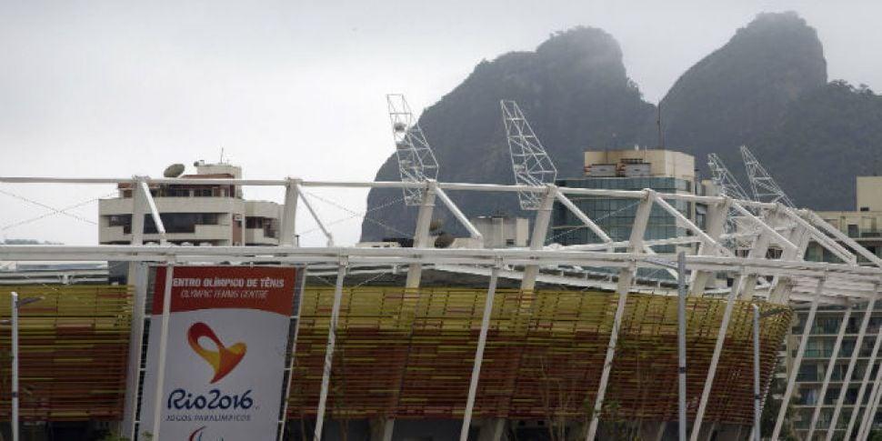 Health expert claims Rio Games...