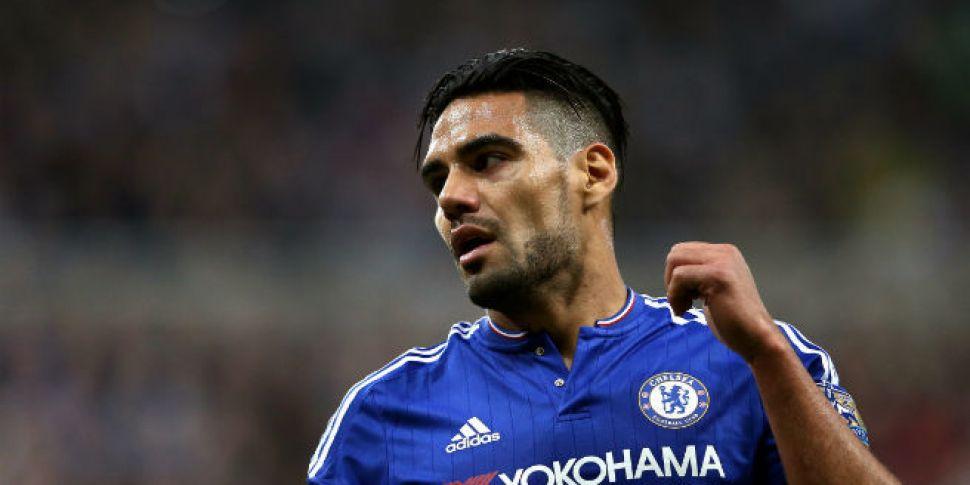 Falcao's Chelsea career go...
