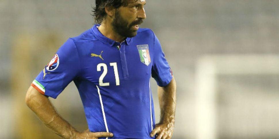 Andrea Pirlo picks his current...