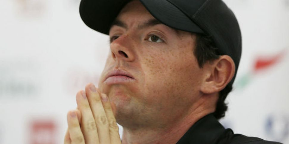 Rory McIlroy responds to criti...
