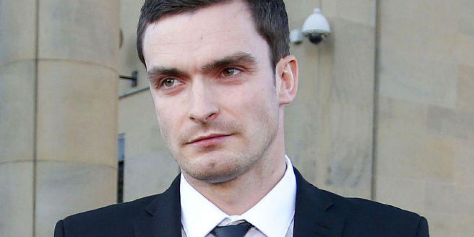 Adam Johnson's victim rele...