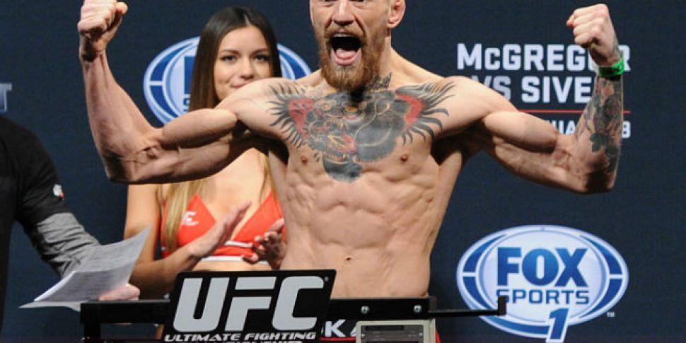 Conor McGregor becomes immorta...