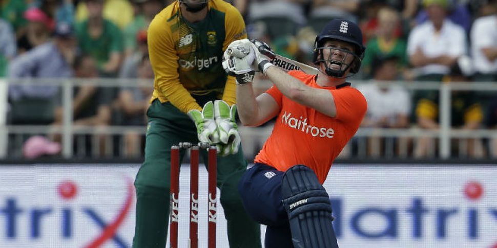 Eoin Morgan criticised for not...