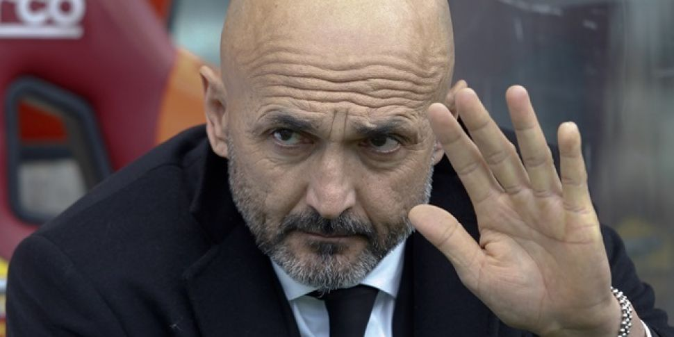 Luciano Spalletti could be set...
