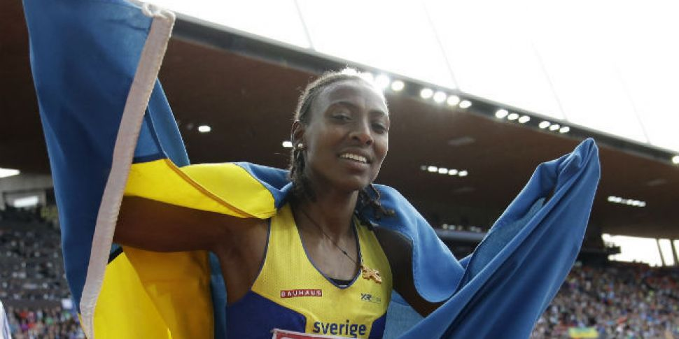 World 1,500 metre star suspend...