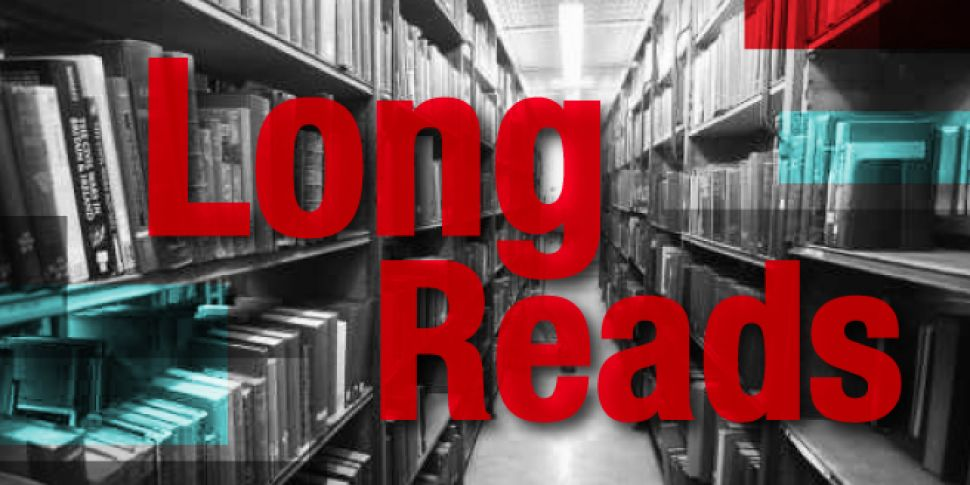 Sunday Long Reads: Remembering...