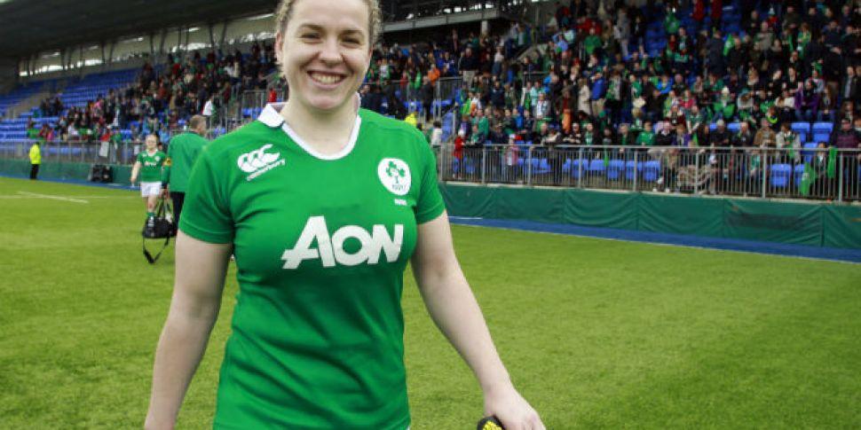Ireland Women's team named...