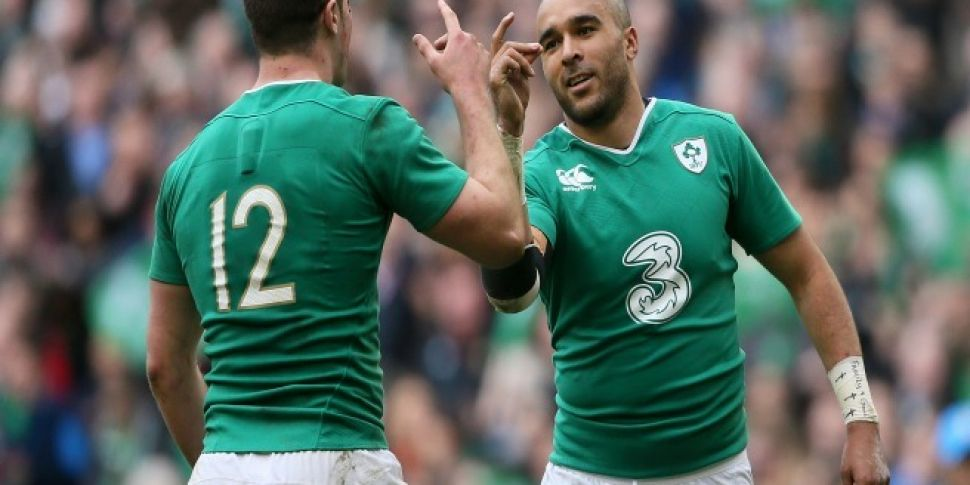 Six Nations As It Happened: Ir...