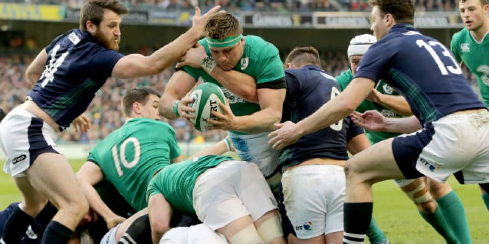GALLERY: Ireland finish Six Na...