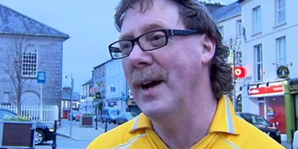 Local Roscommon man sums up wh...