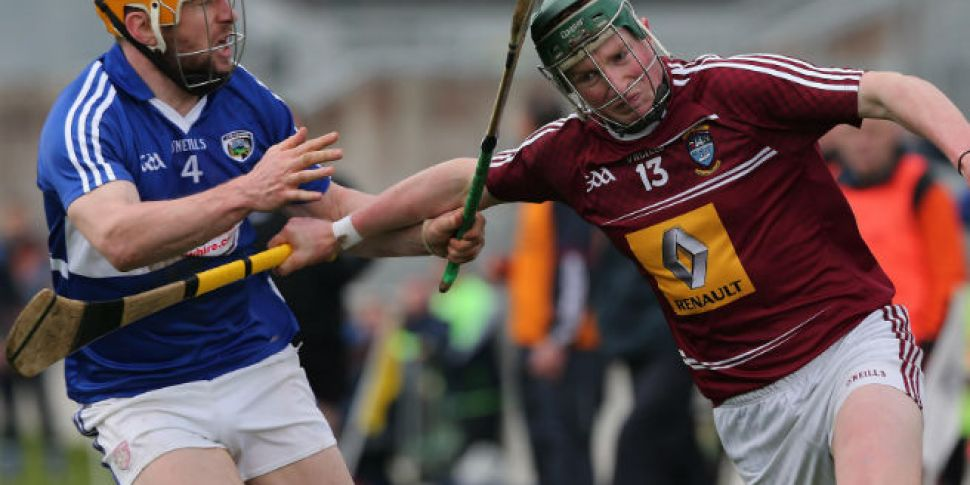 Laois get the better of Westme...