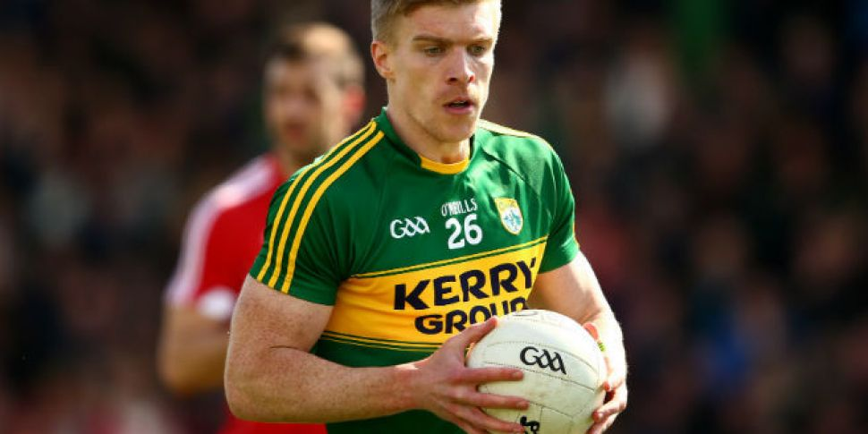 Tommy Walsh leaves the Kerry p...