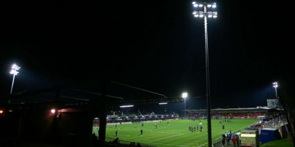 Cork City will face Wolves in...