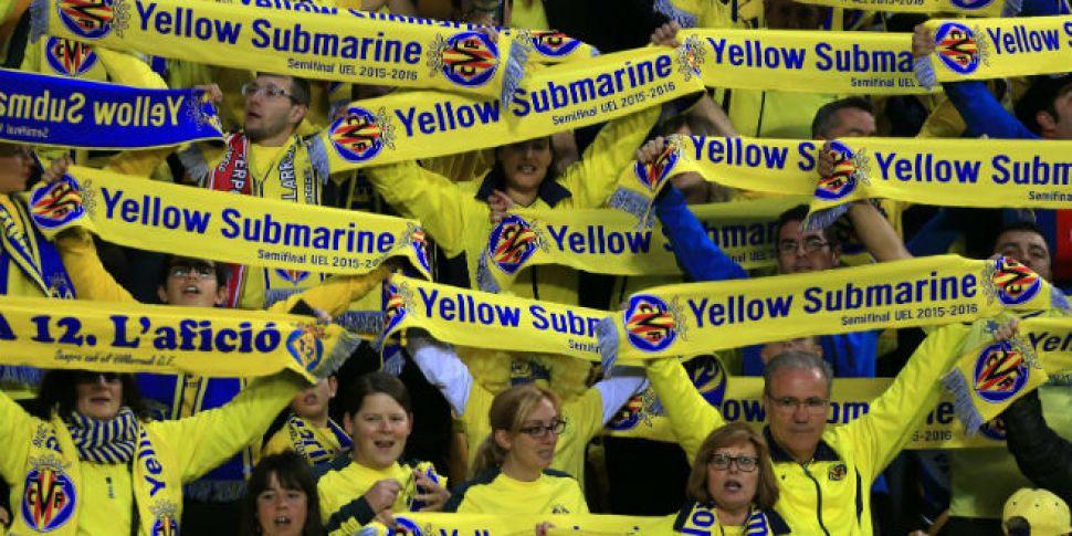 PICS: Villarreal fans unfurl H...